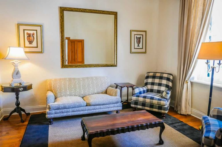 Graaff Reinet Guest House Accommodation - Lounge