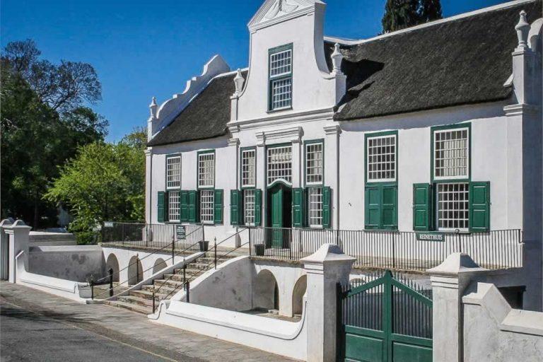 Graaff Reinet Reinet House